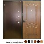 Дверь металлическая йошкар (золотистый дуб) (860,960) в костроме с информацией о цене и возможности купить (заказать)